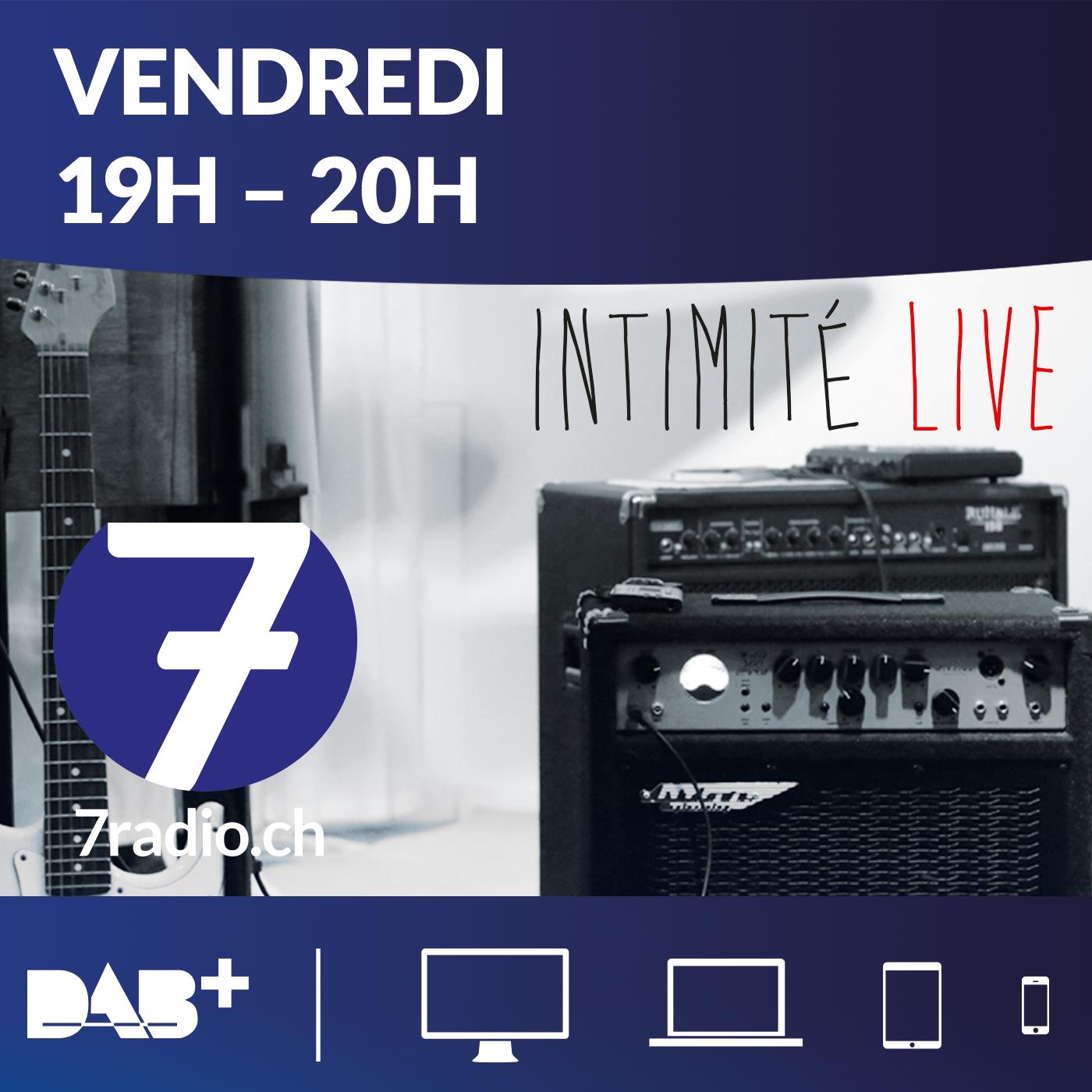 7radio| Intimité Live